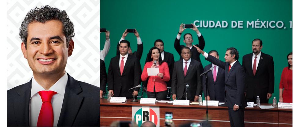 Cuánto va a ganar Enrique Ochoa como presidente nacional del PRI