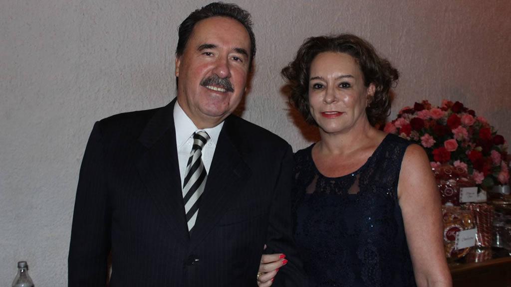 Muere la esposa de Emilio Gamboa