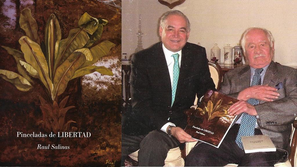 Las pinturas de Raúl Salinas de Gortari