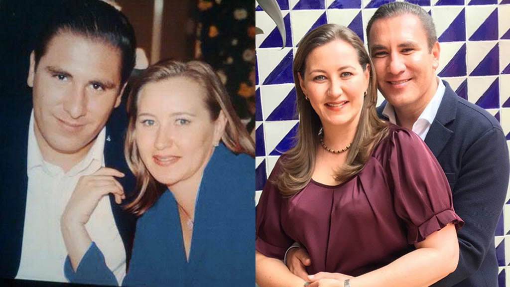 Quién es la esposa de Rafael Moreno Valle