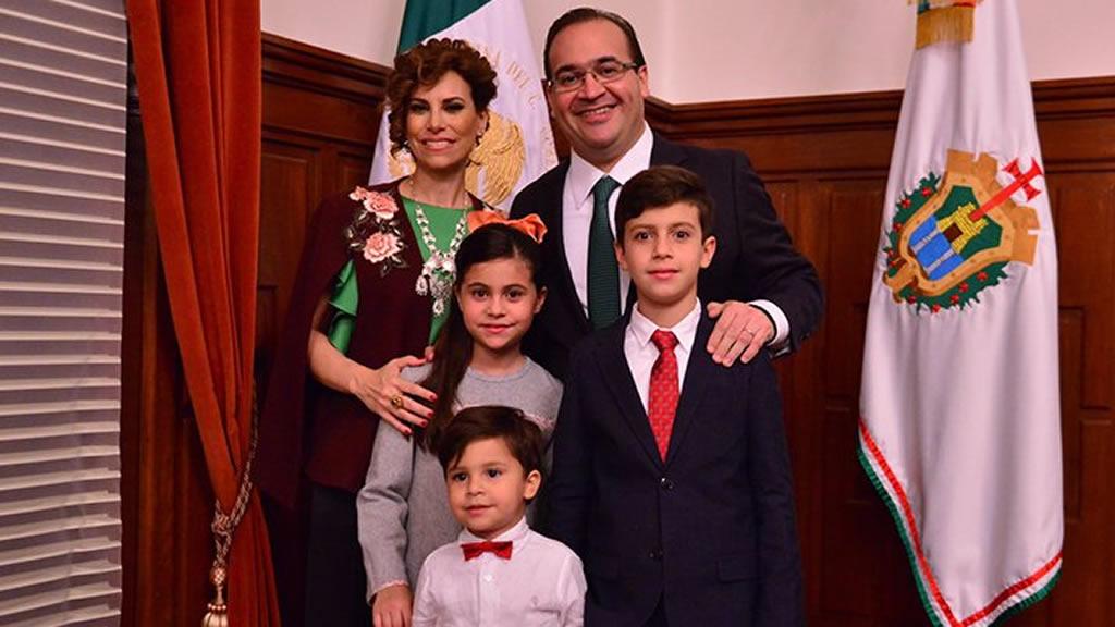 Quién es la esposa de Javier Duarte que cayó en desgracia