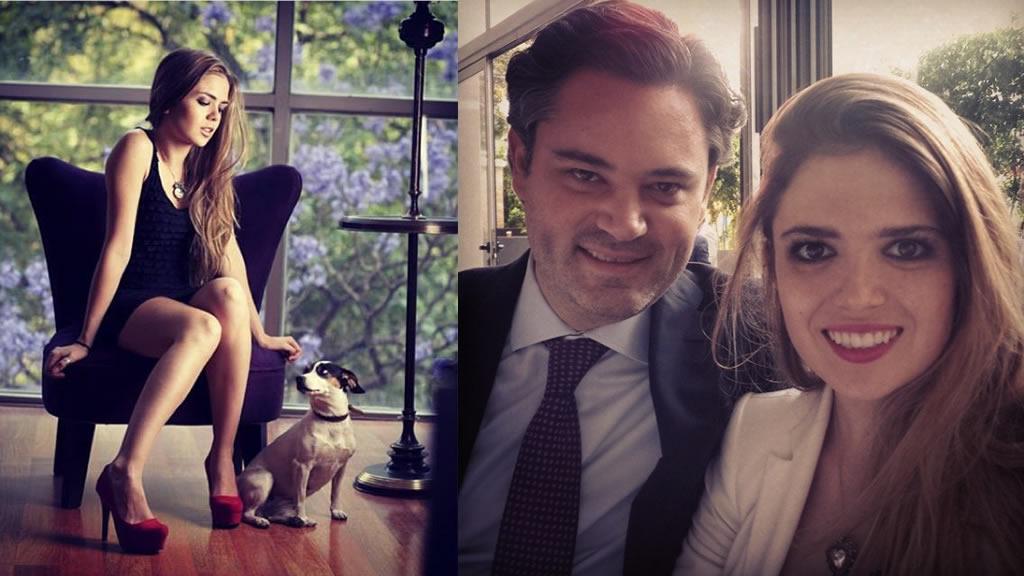 Las fotos que tienes que ver de la esposa de Aurelio Nuño