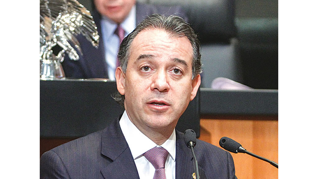 El perfil de Raúl Cervantes Andrade