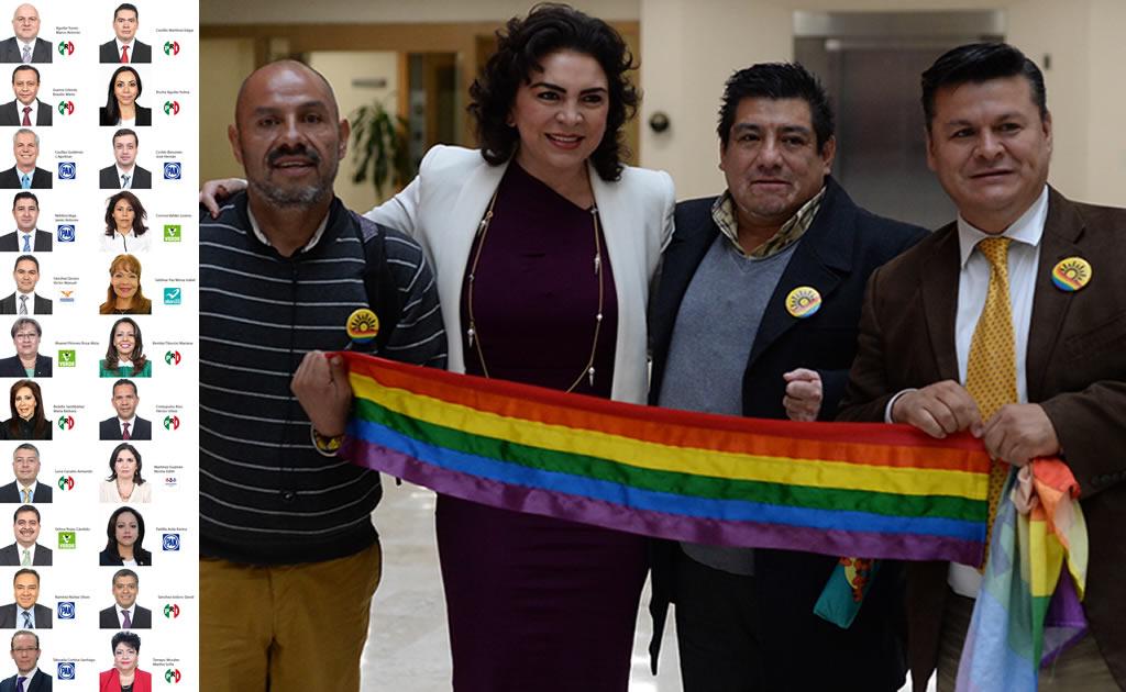 Quiénes votaron a favor y en contra de los Matrimonios Igualitarios