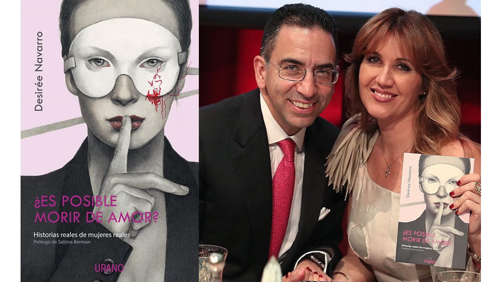 La novia de Javier Lozano presenta su cuarto libro