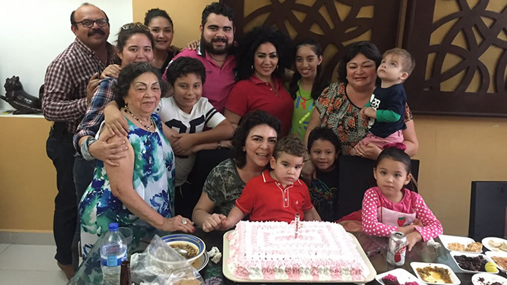 Ivonne Ortega festeja su cumpleaños