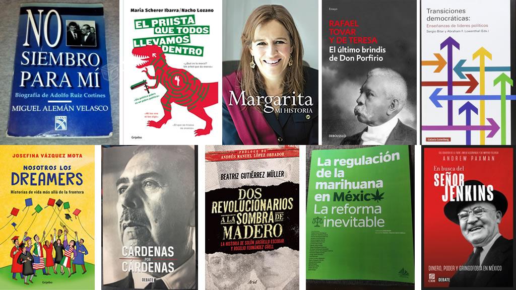 11 libros de política y políticos para regalar en Navidad