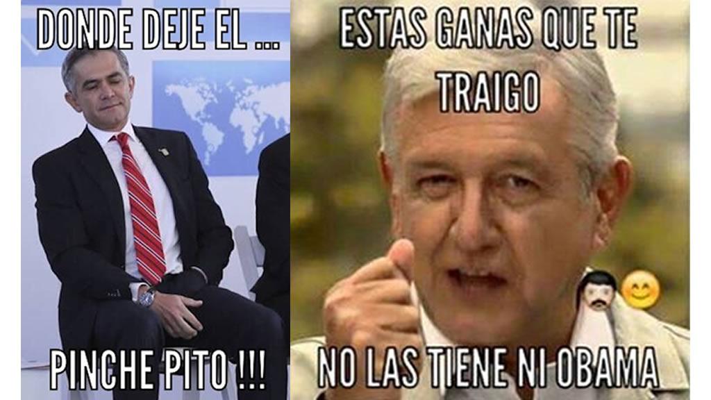 Los memes políticos más virales del 2016