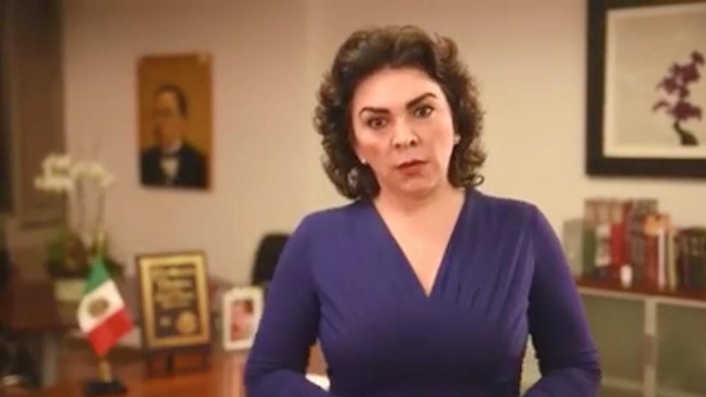 La priista que enfrentó a Enrique Peña Nieto