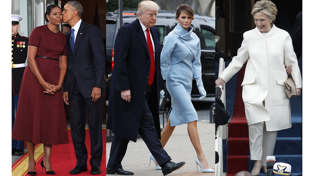 Los otros símbolos de la investidura de Trump