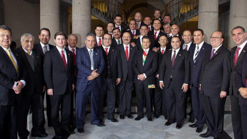 Los amigos de Javier Duarte de Ochoa