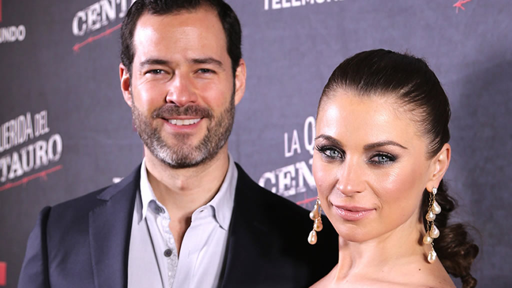 Emiliano Salinas y Ludwika Paleta aceptan embarazo