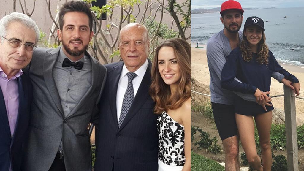 Ernesto Zedillo va por el noveno nieto