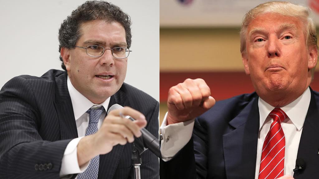 Cómo neutralizar a Donald Trump según Armando Ríos Piter