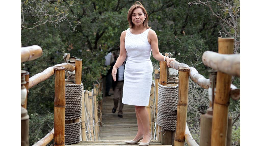 Cómo es Josefina Vázquez Mota fuera de la política