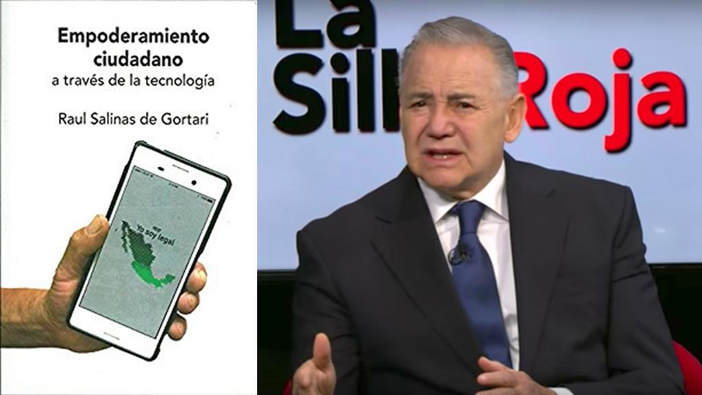 El nuevo libro de Raúl Salinas de Gortari