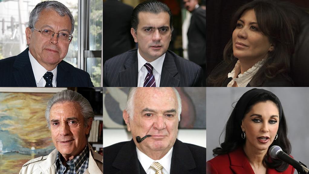 Políticos que han muerto de cáncer