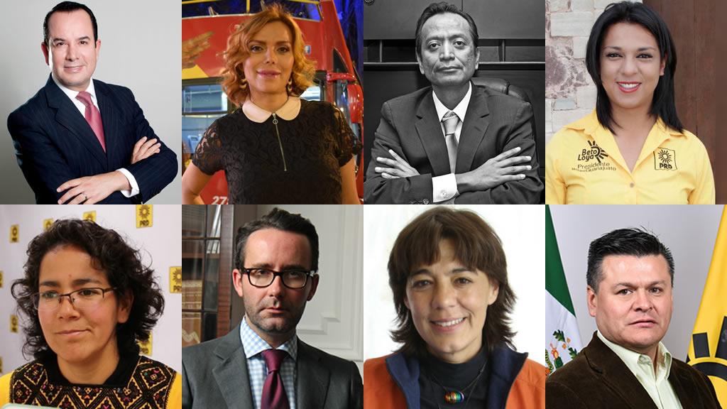 12 políticos mexicanos que pertenecen a la Comunidad LGBTTTI