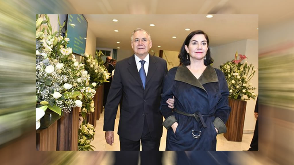 De qué se graduó la hija de Raúl Salinas de Gortari