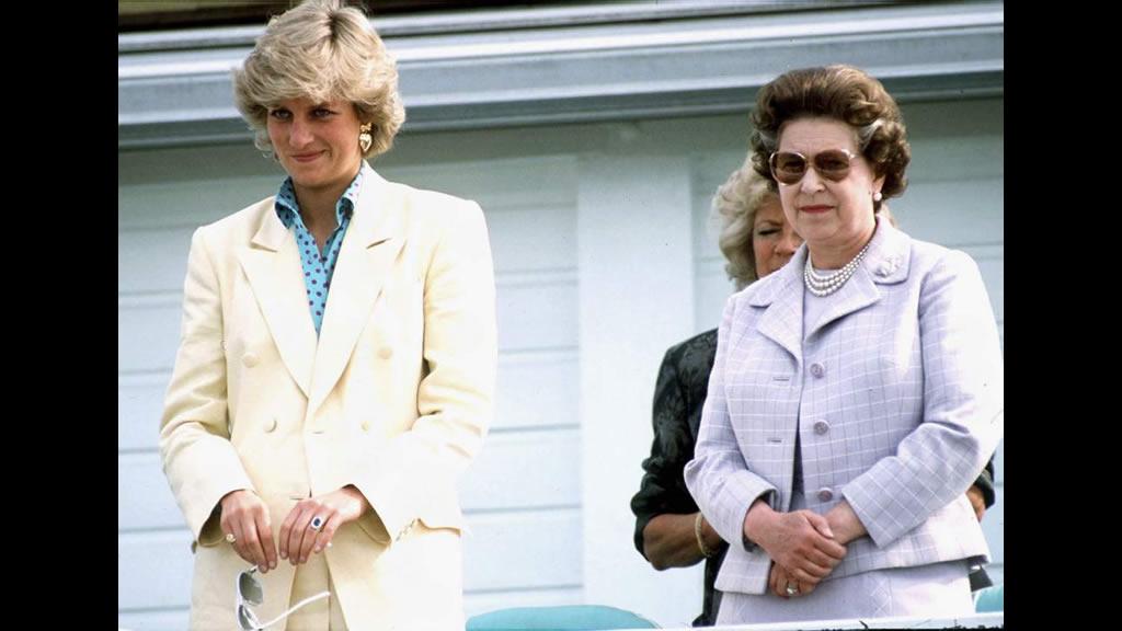 Cómo negoció el divorcio Diana con la reina Isabel II