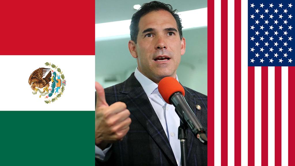 Las relaciones parlamentarias de México con Estados Unidos