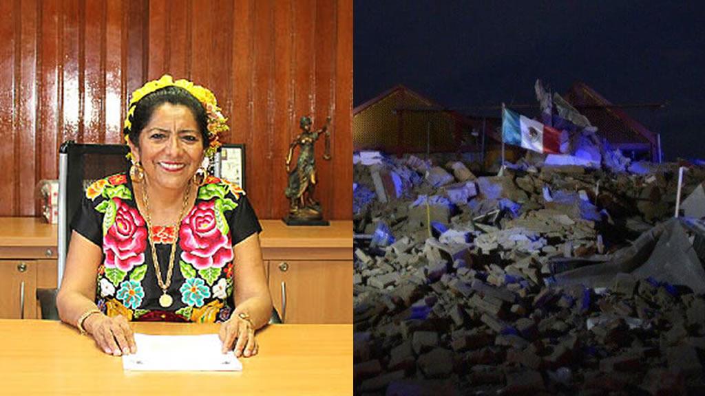 Quién es la presidenta municipal de Juchitán