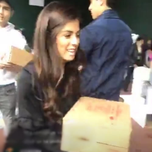 Los Pinos Teens se solidarizan con las víctimas del terremoto