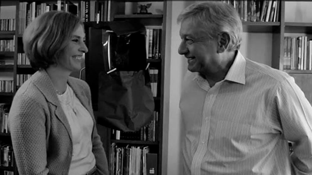 La esposa de López Obrador todavía le puede echar más ganas