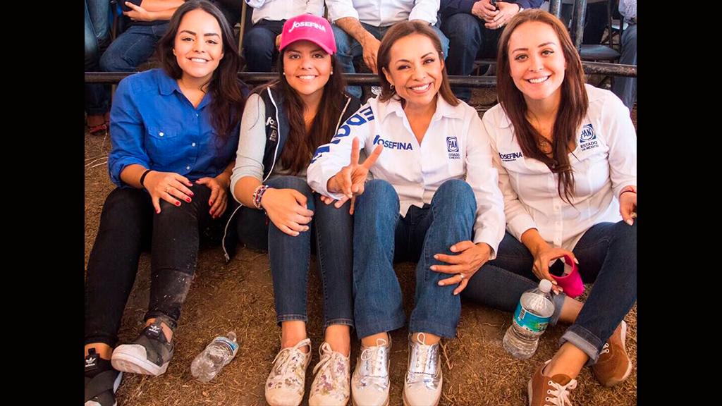 Se casa hija de Josefina Vázquez Mota