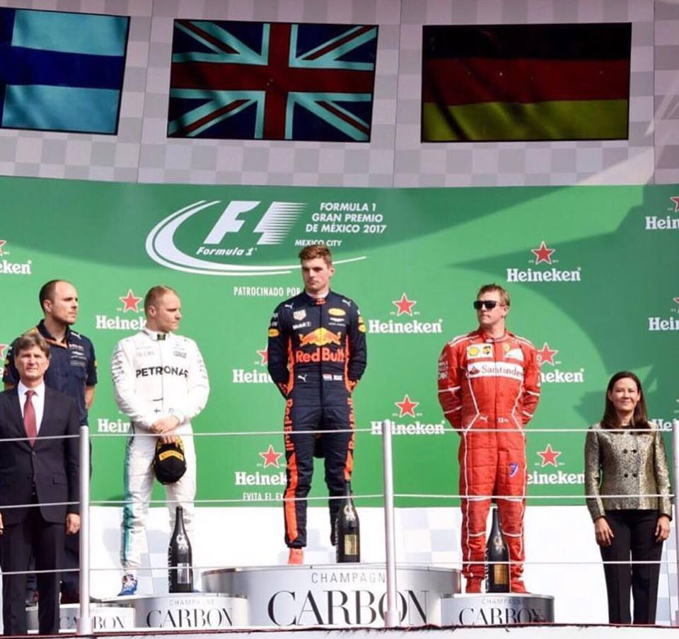 Gran Premio de Mexico 2017 1