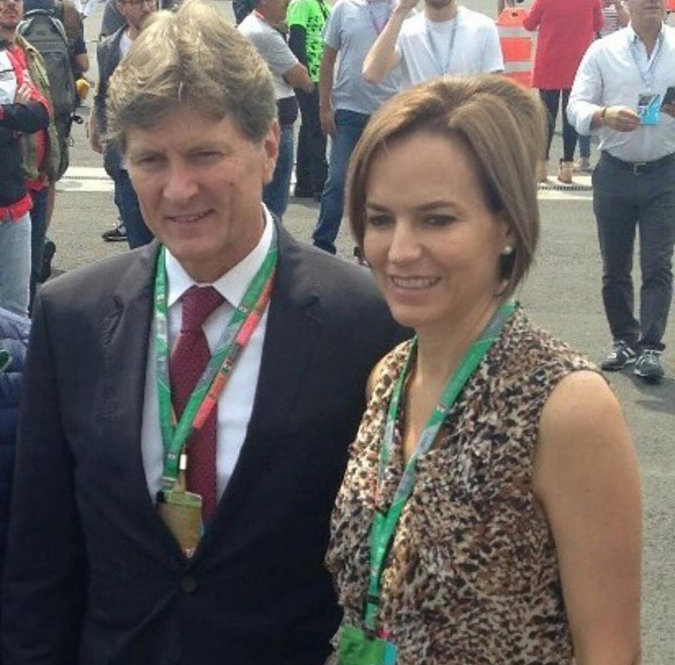 Gran Premio de Mexico 2017 2