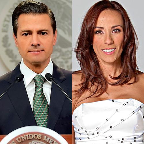 Consuelo Duval rompe el silencio de qué la unía con Peña Nieto
