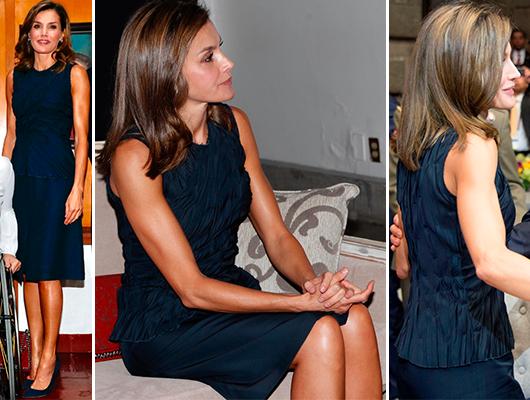 outfits de la reina Letizia 5