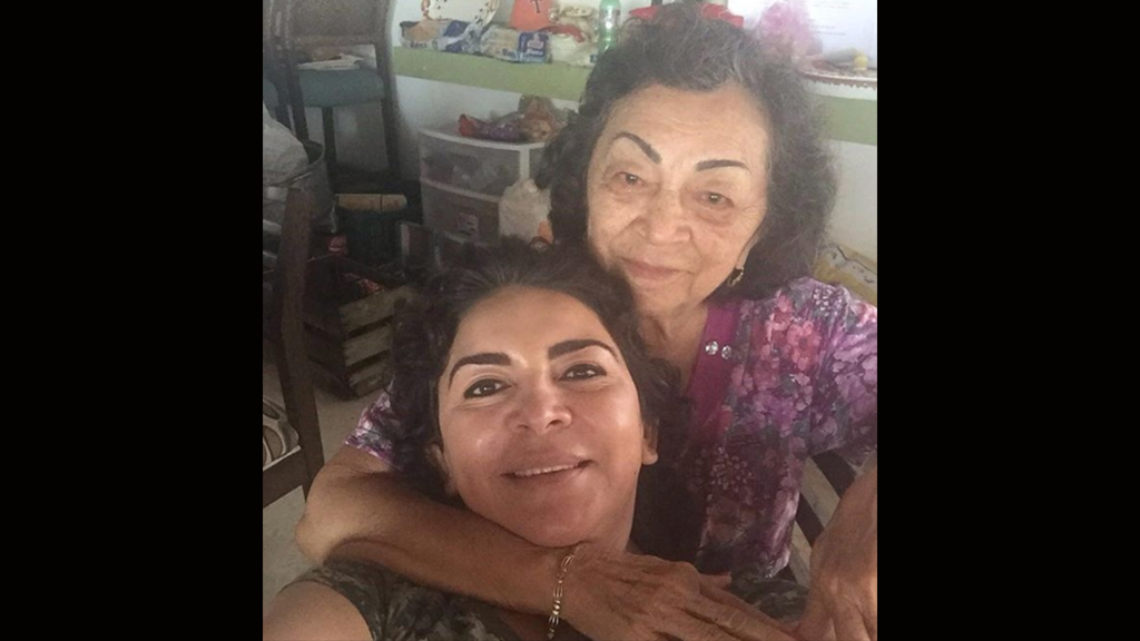Ivonne Ortega sí tiene madre