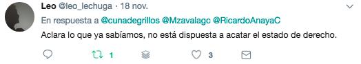 declaraciones de Margarita 12