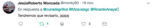declaraciones de Margarita 15