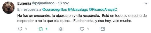 declaraciones de Margarita 16