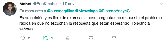 declaraciones de Margarita 18