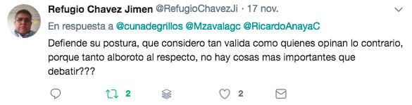 declaraciones de Margarita 20