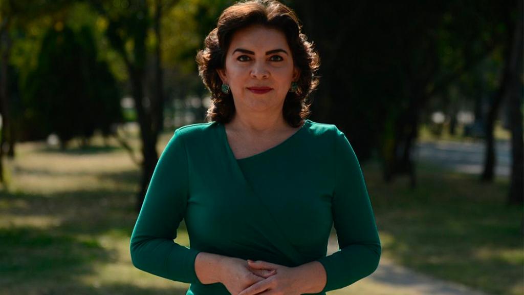 Ivonne Ortega llega a los 45 años de edad