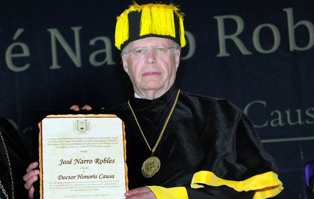 Narro Honoris