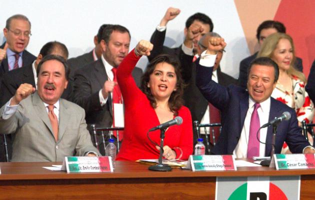 Ivonne Ortega PRI