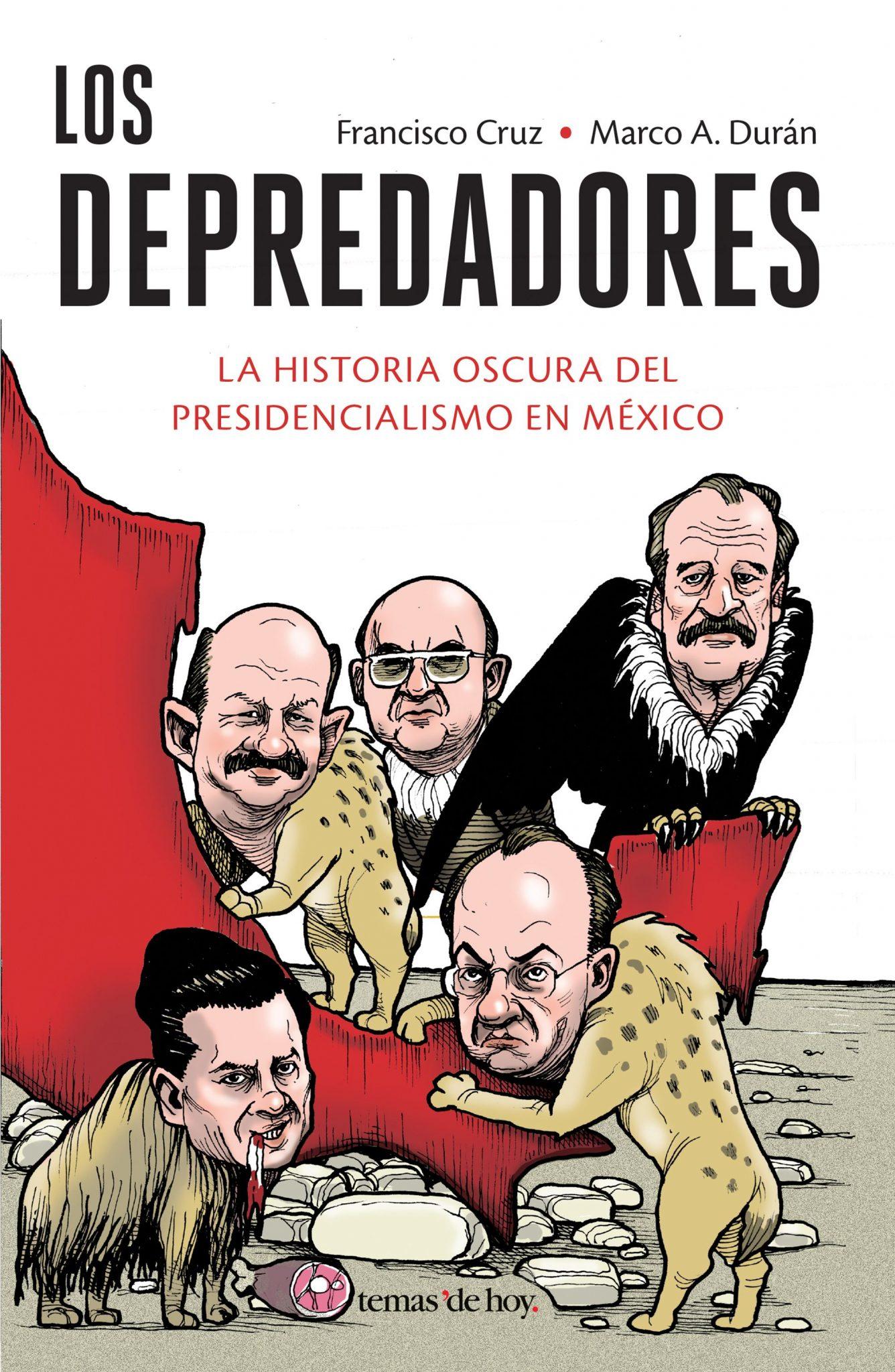 9 libros de politicos 4