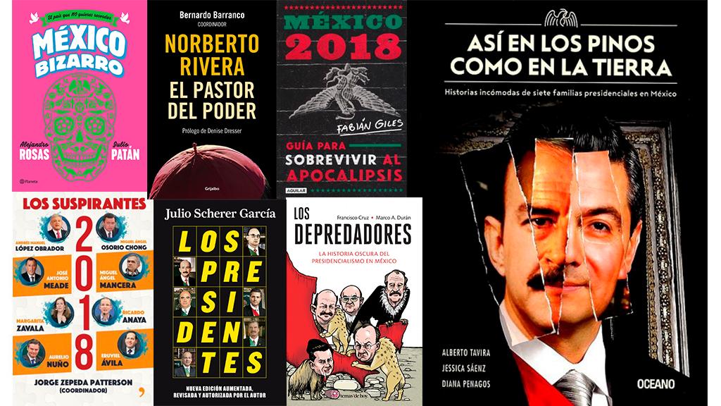 9 libros de políticos y política para tu propósito de leer más en 2018