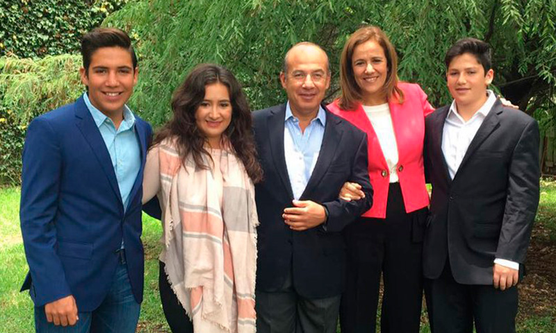 Zavala y Felipe Calderon 7