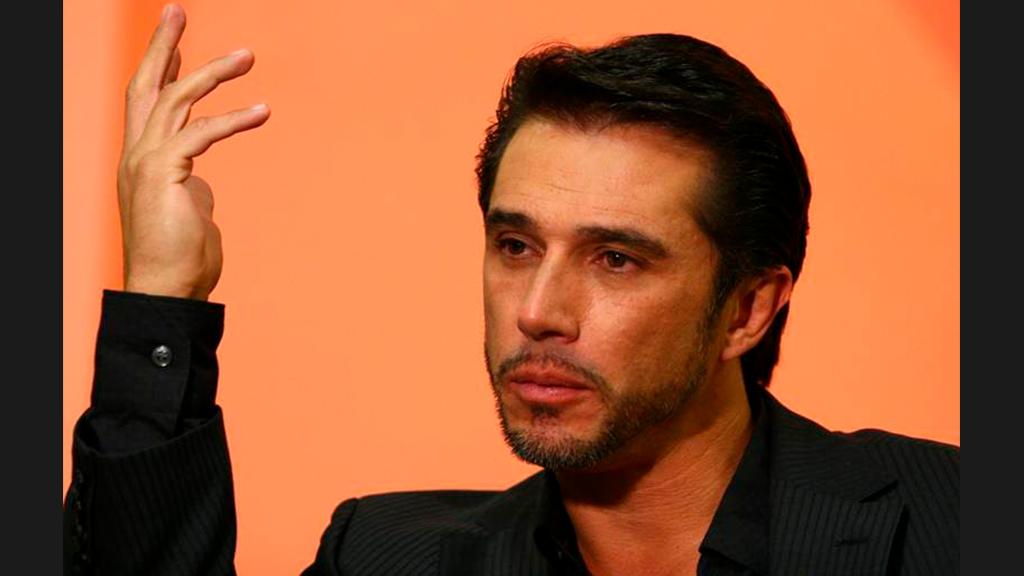 Sergio Mayer el poliamoroso