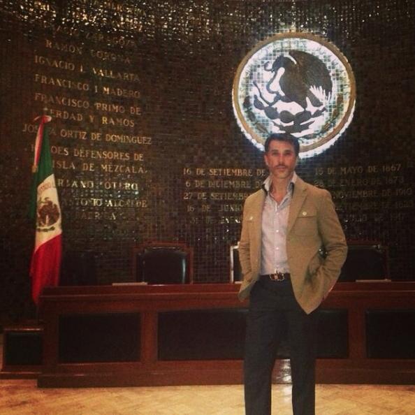 Sergio Mayer 13