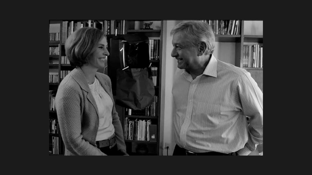 Los 3 libros que marcaron la vida de la esposa de López Obrador