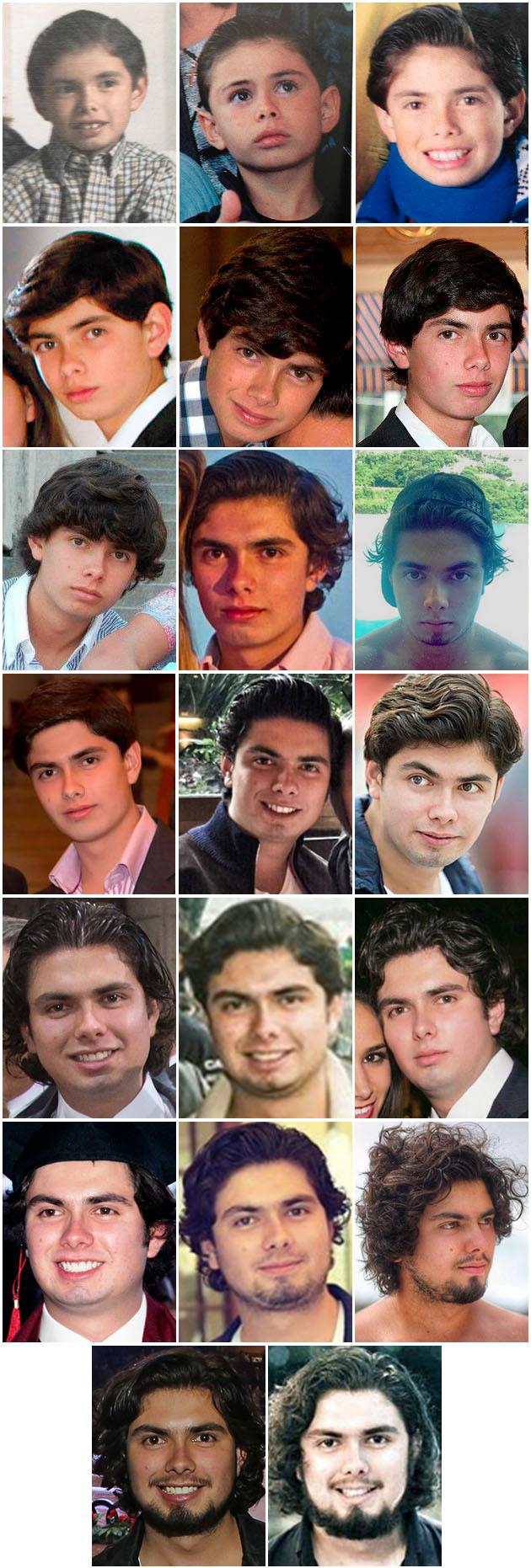 Alejandro Pena en 20 fotos 4