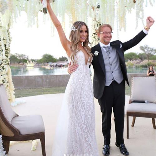 Qué políticos asistieron a la boda de Andrés Roemer